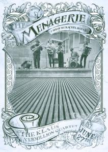 The Klaus Vermillion Quartet