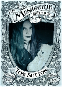 Tom Sutton - Magician