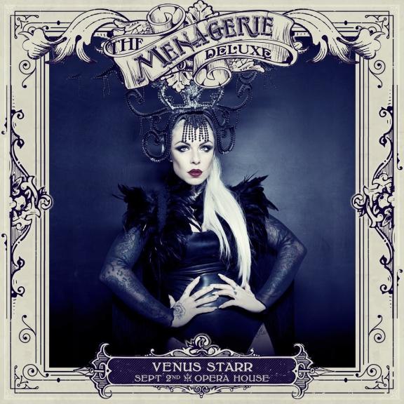 Venus Starr - Circus Powerhouse
