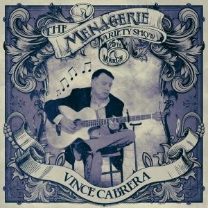 Vince Cabrera - Acoustic landscapes