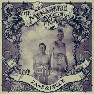 Zane & Degge framed