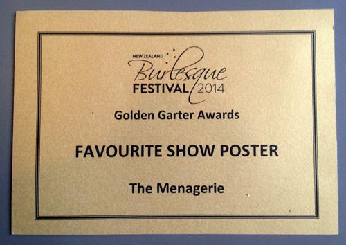 Fav Show Poster Award