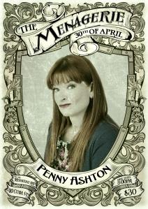 Penny Ashton - the loose chanteuse