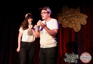 2 Dope Teenz, Paradox Photography, The Menagerie, Wellington variety show.