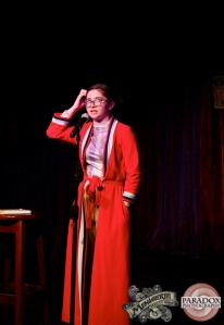 van crof, Paradox Photography, The Menagerie, Wellington variety show.