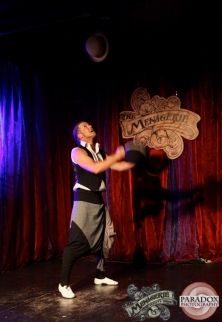 Nick Tasman Davies, Paradox Photography, The Menagerie, Wellington variety show.