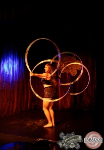 Laura Oakley, Paradox Photography, The Menagerie, Wellington variety show.