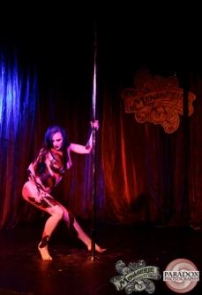 Skylar Leigh, Paradox Photography, The Menagerie, Wellington variety show.