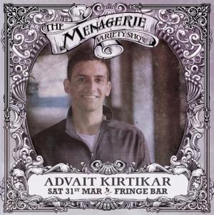 Advait Kirtikar - Stand up
