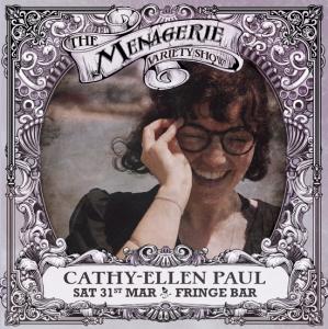 Cathy-Ellen Paul - Spoken word