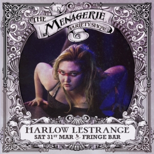 Harlow Lestrange - Experimental hoop