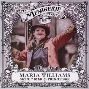 Maria Williams - MC