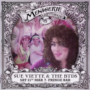Sue Viette and the BTDs - Dance drag