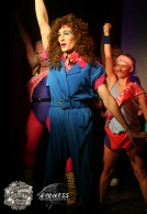 Sue Viette and the BTDs at The Menagerie Variety Show Wellington New Zealand