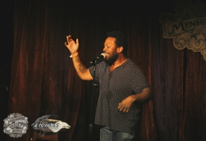 Chris CK at The Menagerie Variety Show Wellington New Zealand