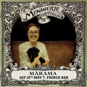 Mārama - Dapper delight, The Menagerie Variety Show Wellington New Zealand