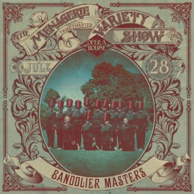 Bandolier Masters - Marching Team - at Wellington Opera House, 28th July 2018 - Variety Show