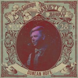 Duncan Hope - Slam Poet - at Wellington Opera House, 28th July 2018 - Variety Show