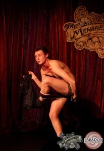 George Fenn, The Menagerie Variety Show Wellington New Zealand
