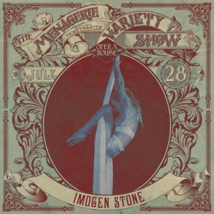 Imogen Stone - Aerial Artist - at Wellington Opera House, 28th July 2018 - Variety Show