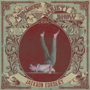 Jackson Cordery - Contortionist - at Wellington Opera House, 28th July 2018 - Variety Show