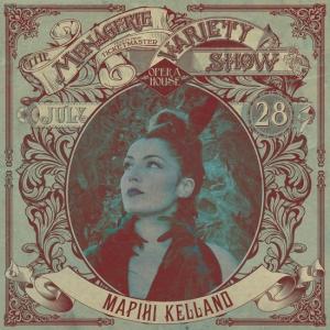 Mapihi Kelland - Māori Pasific Dance - at Wellington Opera House, 28th July 2018 - Variety Show