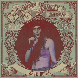 Bête Noire - Beatboxing drag-thing - at Wellington Opera House, 28th July 2018