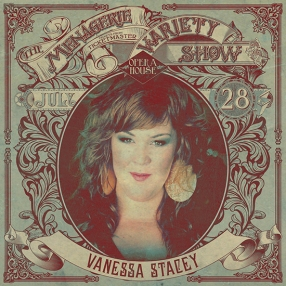 Vanessa Stacey - Soul singer - at Wellington Opera House, 28th July 2018