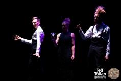 Laser Kiwi, The Menagerie Variety Show, Wellington Opera House, July 2018