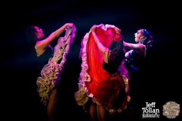 Les Folies de L'amour, The Menagerie Variety Show, Wellington Opera House, July 2018