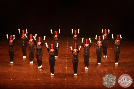 Bandolier Masters, The Menagerie Variety Show, Wellington Opera House, July 2018