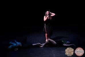 Mapihi Kelland, The Menagerie Variety Show, Wellington Opera House, July 2018
