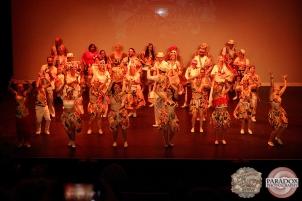 Wellington Batucada, The Menagerie Variety Show, Wellington Opera House, July 2018