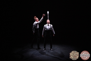 Zane and Degge, The Menagerie Variety Show, Wellington Opera House, July 2018