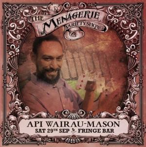 Api Wairau-Mason - The Māori Magician
