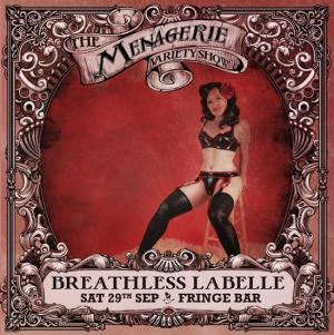 Breathless LaBelle - Singing pagan goddess