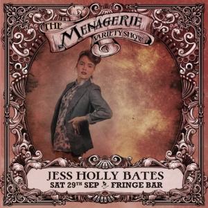 Jess Holly Bates - Poet