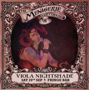 Viola Nightshade - Burlesque Cabaret