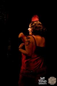 Viola Nightshade, photo by Jeff Tollan