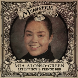 Mia Alonso-Green - Singer