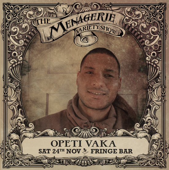 Opeti Vaka - Stand up