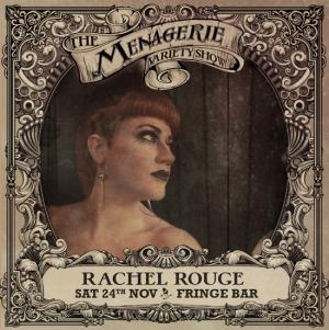 Rachel Rouge - Burlesque