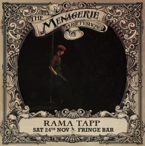 Rama Tapp - Cigar box juggler