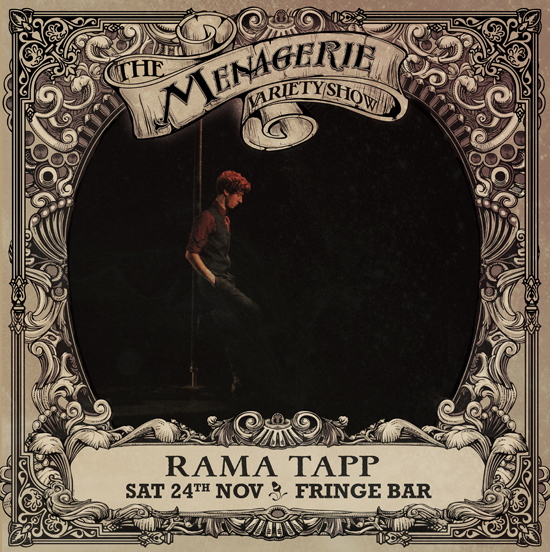 Rama Tapp - Cigar box juggler