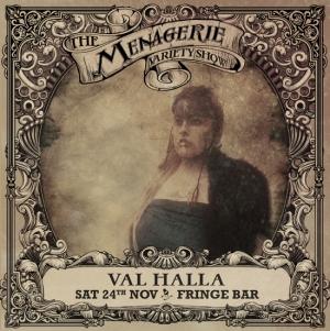 Val Halla - one half of a Drag duo