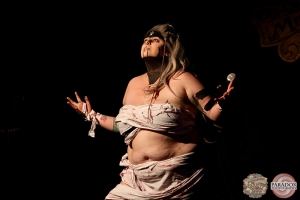 Val Halla, photo by Paradox Photography, Wellington variety show.