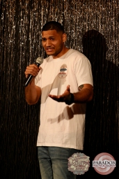 Opeti Vaka, photo by Paradox Photography, Wellington variety show.