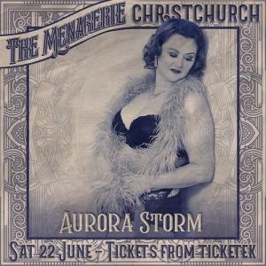 Aurora Storm - Burlesque Artist