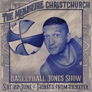 Basketball Jones Show - Comedy juggler