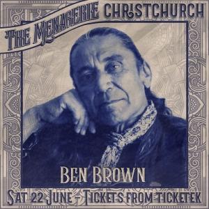 Ben Brown - Poet